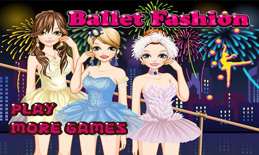 Ballet Fashion –芭蕾舞比赛