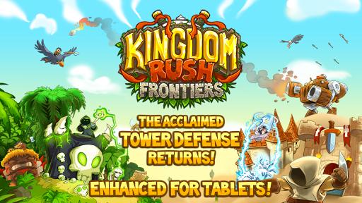 Screenshot for Kingdom Rush Frontiers in Hong Kong Play Store