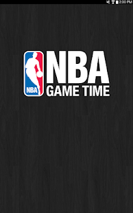 NBA Game Time for Tablets OLD - screenshot thumbnail