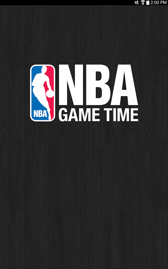 NBA Game Time for Tablets OLD - screenshot