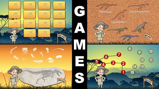 【免費教育App】Dinosaur Park Math-APP點子