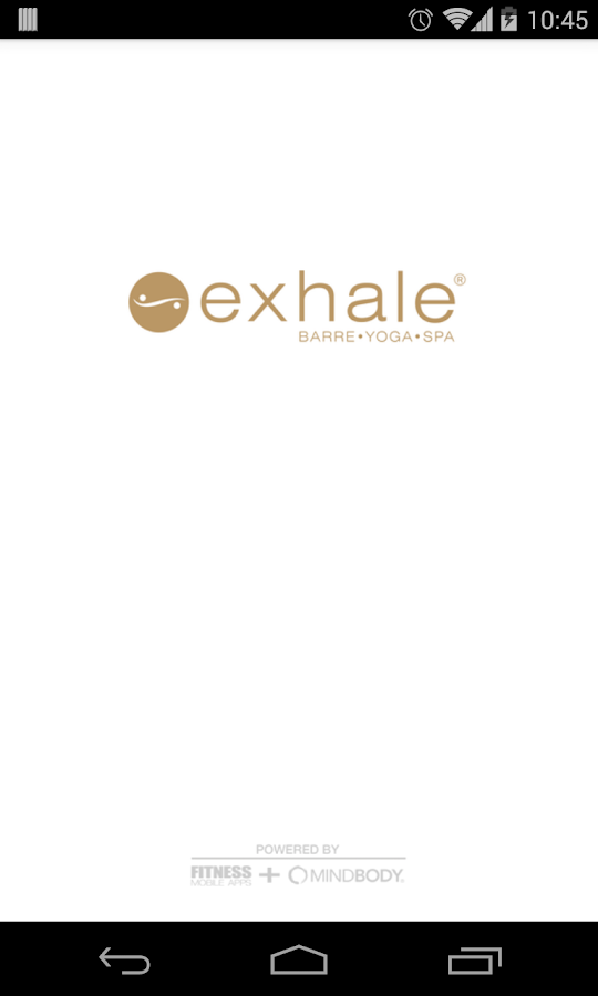 exhale- screenshot