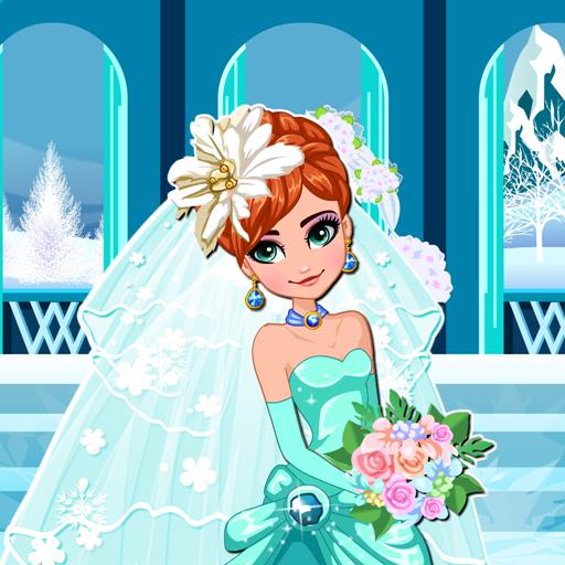 休閒App|冰雪公主婚礼装 LOGO-3C達人阿輝的APP