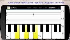 Act Piano: デモ & 練習のおすすめ画像2