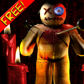 Voodoo Doll Free Wallpaper