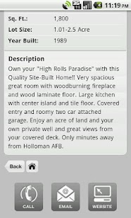 Alamogordo Cloudcroft Homes- screenshot thumbnail