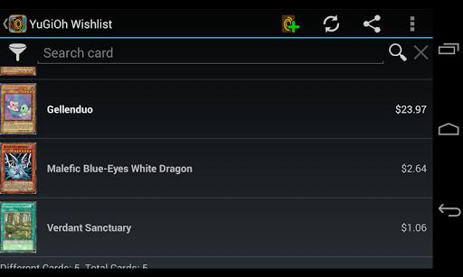 Wishlist for YuGiOh! Pro  PC u7528 6