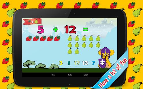孩子計數 數學遊戲