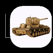 360° KV-5 Tank Wallpaper