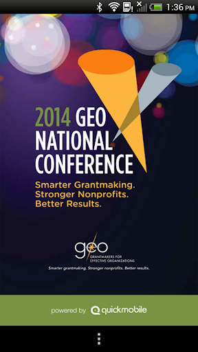GEO 2014 National Conference