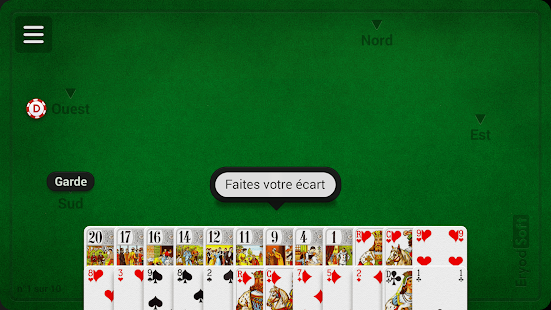 fdd442ce8f3517 Tarot (à 3 4 ou 5) Applications sur Google Play