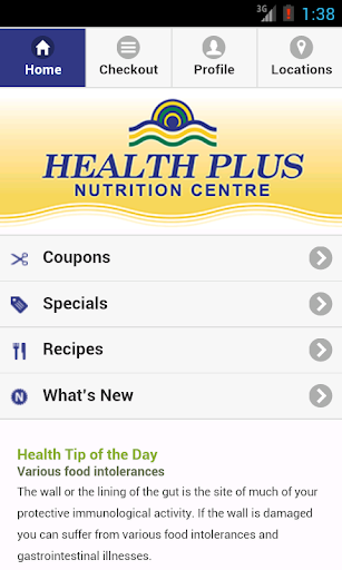 Health Plus Nutrition Centre
