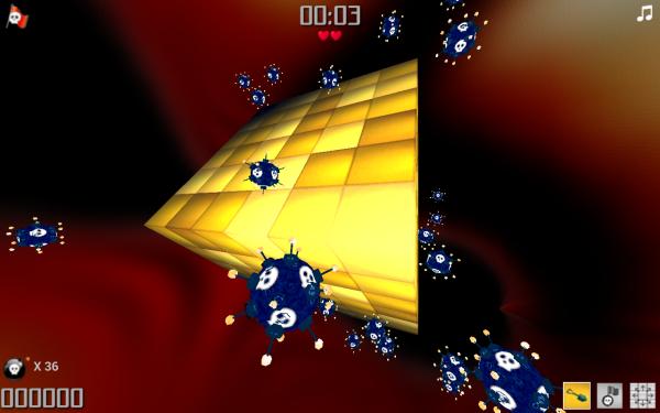 Minesweeper 3D - screenshot