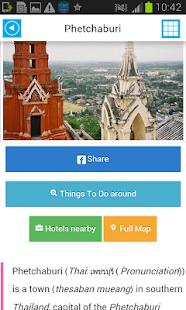 Tải Game Thailand Offline Map