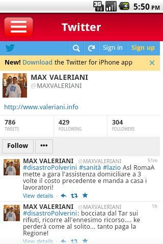 Massimiliano Valeriani  screenshots 4