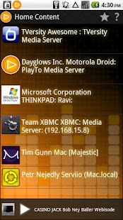 PlayTo TV (Roku,ATV,GTV,DLNA) - screenshot thumbnail