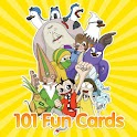 101 Fun Cards logo