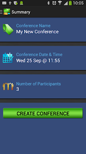 Free Conference Calling- screenshot thumbnail