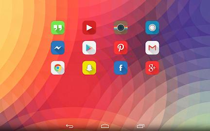 Noci Icon Pack Screenshot 5