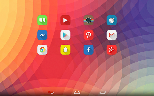 Noci Icon Pack Screenshot 9