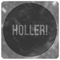 Holler! blk Icon Pack icon