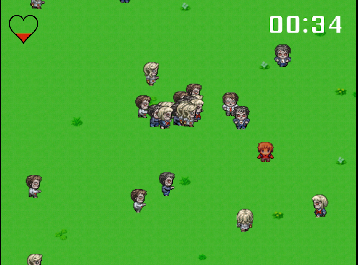 Zombie Game - screenshot