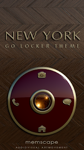 GO Locker NEW YORK Theme