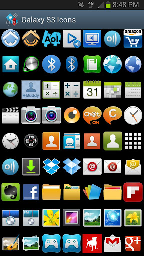 Galaxy S3 Theme v4.2.0.1 APK