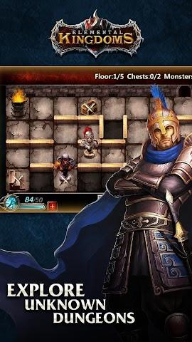 android Elemental Kingdoms (CCG) Screenshot 15