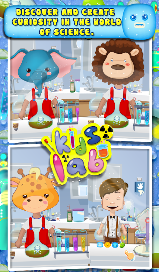 Kids Lab - Kids Game- screenshot