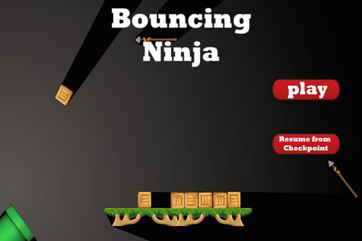 Bouncing Ninja 2