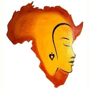 africa map hd wallpaper