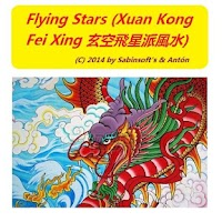 Screenshot of Feng Shui Flying Stars 玄空飛星派風水