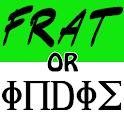 Frat or Indie logo