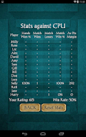 Screenshot of Gin Rummy Free