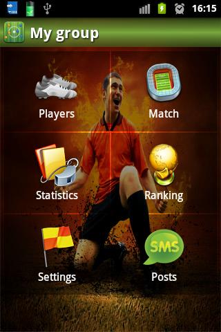 Peladeiros - Soccer Players