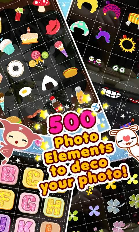 My Photo Sticker - screenshot