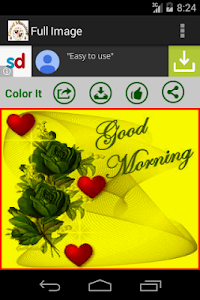 Good Morning Greeting Messages screenshot 2