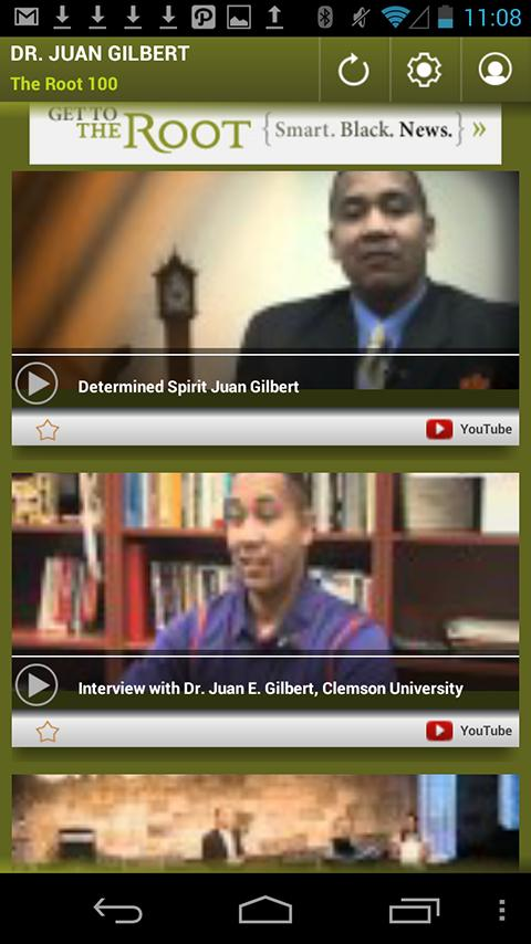 Dr. Juan Gilbert: The Root 100 - screenshot