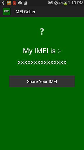 IMEI Getter