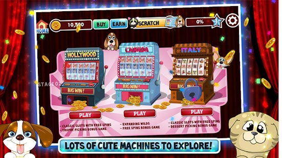 Cats vs Dogs Slots - screenshot thumbnail