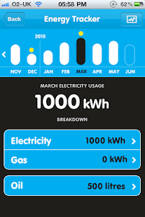 Free Home Energy Manager App- screenshot thumbnail