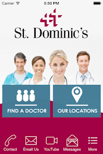 St. Dominic Hospital- screenshot thumbnail