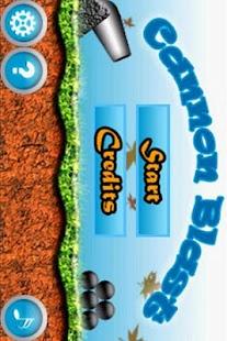 Cannon Blast- screenshot thumbnail