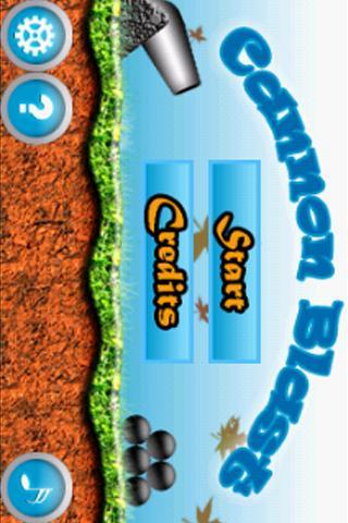 Cannon Blast- screenshot