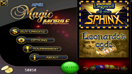 Magic Mobile Slots - screenshot thumbnail