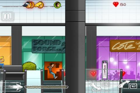 Run Like Hell! Heartbreaker Android
