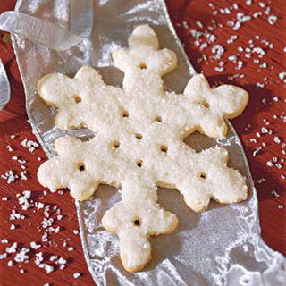 Vanilla Bean Sugar Cookies.