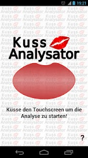 Kiss Analyzer - screenshot thumbnail