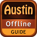 Austin Offline Travel Guide icon